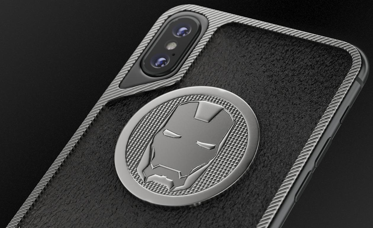 Iron Man iPhone