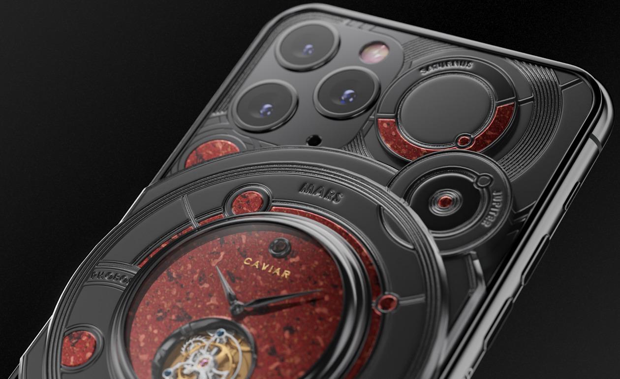 Caviar iPhone 11 Pro Mars