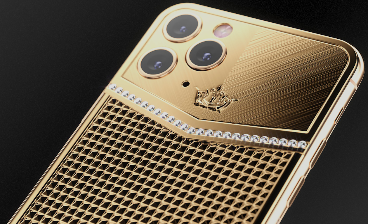 Ponsel Sultan! iPhone 11 Pro Max Harga Rp 453 Juta