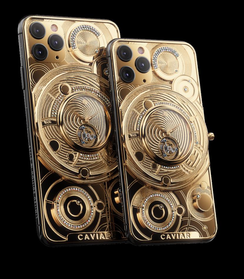 iPhone 11 Pro caviar duurste iPhone ter wereld