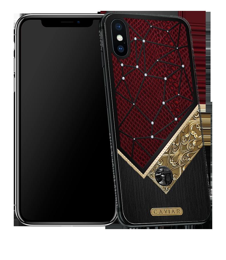 Iphone X With Sagittarius Horoscope Symbol Caviar Zodiac
