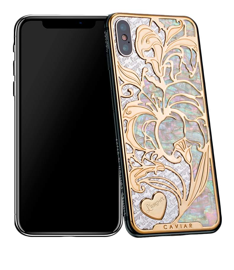 Buy Caviar iPhone X Love Lily