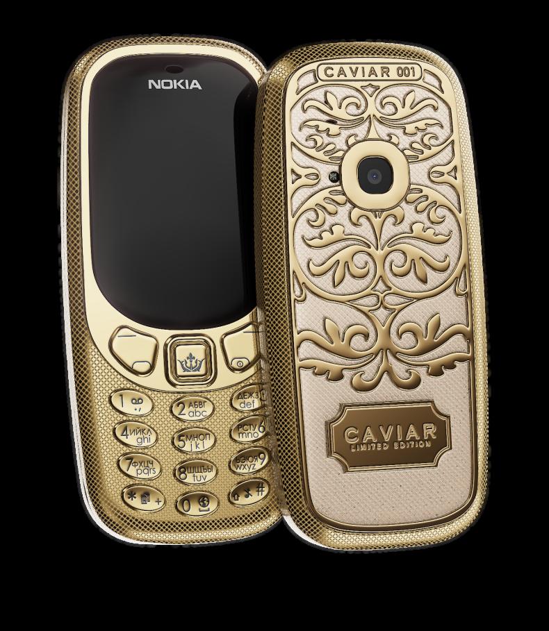 caviar phone