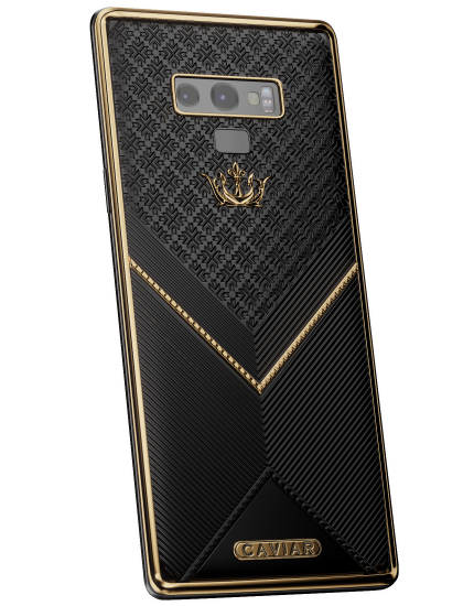 new style f241d 82182 Caviar Samsung Note 9 :: Caviar Samsung Note 9 X-Edition Gold Black Onyx