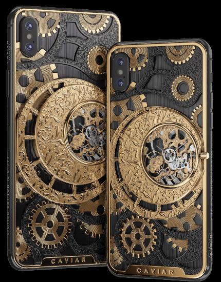 Caviar Iphone Xs Xs Max Grand Complications Skeleton