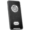 unique space smartphone