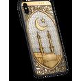 Muslim platinum iPhone X