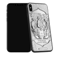 Caviar iPhone X Credo Trinita Platinum