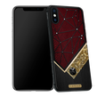 iPhone X with Aries Horoscope Symbol
