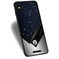premium iPhone X with Scorpio Zodiac Sign