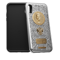 iPhone X case devoted to Igor Akinfeev