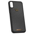carbon fiber case for iPhone X