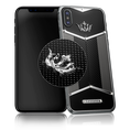 Caviar iPhone X Titano White Diamonds