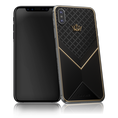 Caviar iPhone X Gold Black Onyx X-Edition