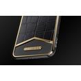 iPhone X Russia Alligatore Gold case