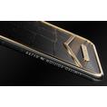 custom iPhone X Russia Alligatore Gold