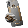 luxurious smartphone Titano Gold Diamonds X-Edition
