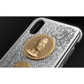 Cristiano Ronaldo iPhone X case photo