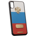 iPhone X cover Russia