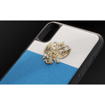iPhone X case Russia flag