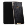 Caviar iPhone X Classico Corona Alligatore