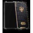 Caviar iPhone X Russia Alligatore
