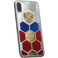 Luxurious iPhone X specifically for the Football World Cup Russia 2018