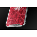 designer iPhone X Firebird Red photo
