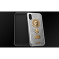 iPhone X cover Nazarbayev by Caviar