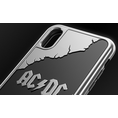 AC/DC iPhone X case by Caviar