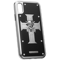 GUNS N' ROSES iPhone X titanium case