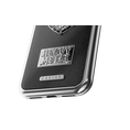 """iPhone X Case """"Heavy Metal Leather"""" image"""