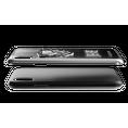 "iPhone X Case ""Heavy Metal Leather"" photo"