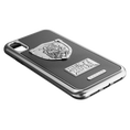 """iPhone X cover """"Heavy Metal Leather"""""""