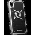 Metallica iPhone X titanium case