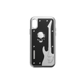 Caviar iPhone X Case Hard Rock