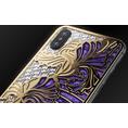 designer iPhone X Love Iris