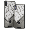iPhone Xs with Gemini Zodiac Sign