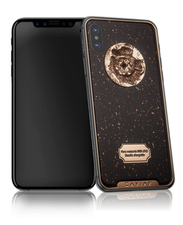 Caviar iPhone X Space Mars
