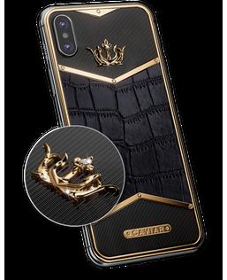 Diamond iPhone X