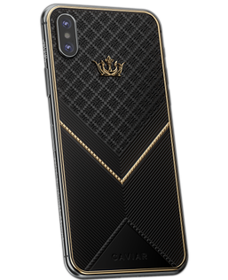iPhone X jet black