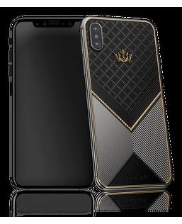 Caviar iPhone X Gold Titano X-Edition