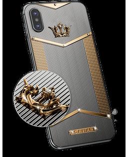 luxurious smartphone Titano Gold Diamonds X-Edition