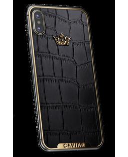 Luxury leather iPhone X
