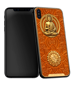 Caviar iPhone X Credo Buddhism