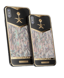 Caviar iPhone Xs Saudi Arabia