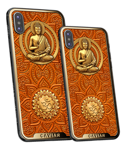 Caviar iPhone Xs Credo Buddhism