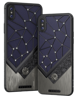 premium iPhone Xs with Scorpio Zodiac Sign