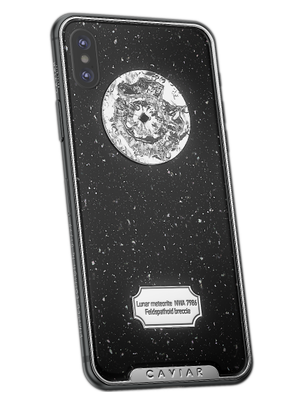 unique space smartphone