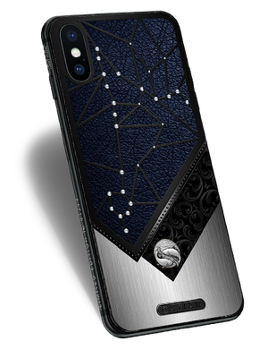 astrology iPhone X with Pisces Zodiac Sign